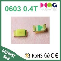 0603 1608 Package (0.4T) smd diode 20mA sorting