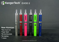 quality product kanger Evod glass electronic cigarette manufacturer china