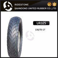Good Quality Natural MOTORCYCLE TUBELESS TIRE 130/70-17