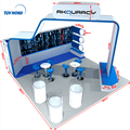 Detian Offer booth display exibition tent booth exhibition display stand