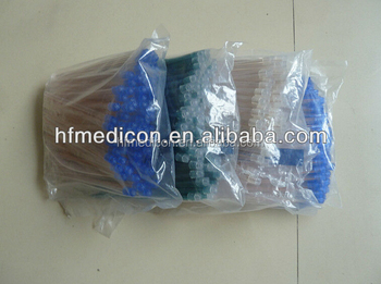 Plastic saliva ejector Dental supply, Disposable dental saliva ejectors