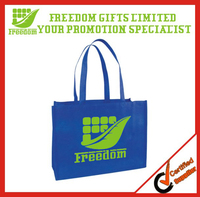 Promotion customized PP non-woven shopping bag
