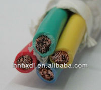 PVC insulated flexible power cable