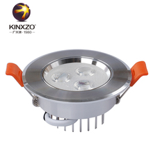 Factory direct outdoor no flashing 3w 210lm led ceiling lights