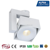 20w 500mA indoor wall mounte extendable led light, dimmable led cob ceiling light