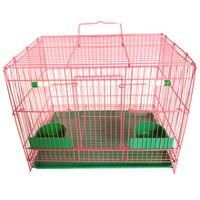 vietnam folding steel wire lovebird bird cage canary cages