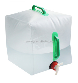 Outdoor Camping Folding Water Container