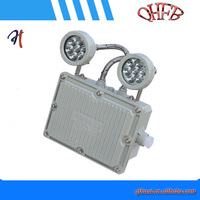 Hot sale explosion proof two head rechargeable LED emergency light