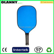 HOT SALE blue poly honeycomb graphite pickleball paddle