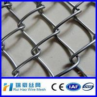 corroosion prevention 8 gauge chain link fence