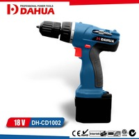 cordless impact driver hammer drill with li-ion batteries