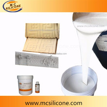 GRC GRG products mold making liquid RTV 2 silicone