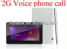 A13 Tablet pc 2G call,Tablet PC 2G Phone call 7 inch,Tablet PC 2G with voice call