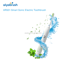 New products 2016 innovative product Silicone Toothbrush Electrical Toothbrush