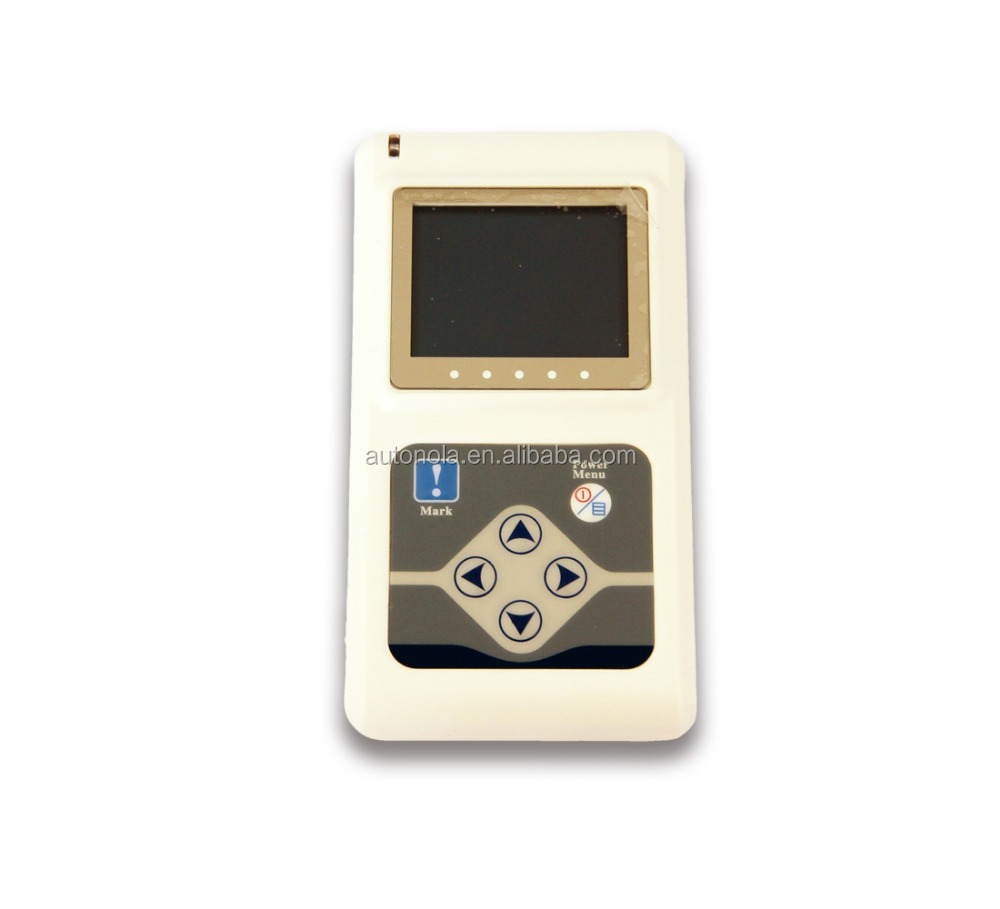Clinic/Hospital/Family/Community Small Dynamic ECG Systems AT 5000