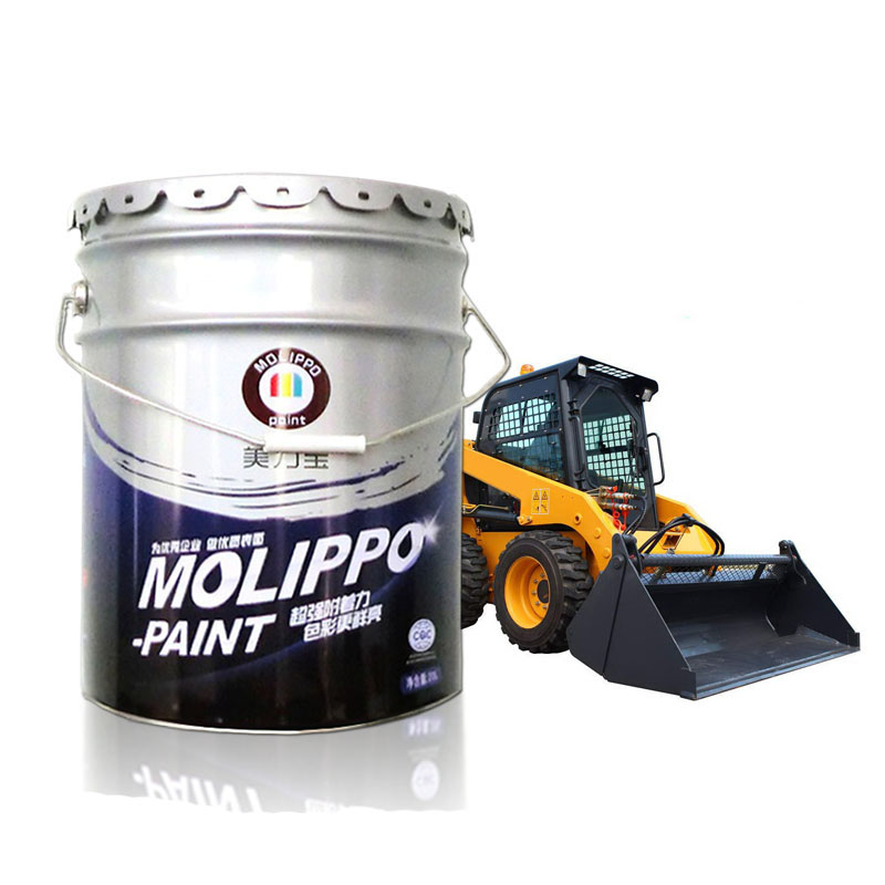 Heavy machine zinc rich Epoxy Paint