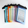 "Underwater Swimming Waterproof Pouch Tablet Sleeve Dry Bag Case Cover for ipad mini 4 for ipad Air 2 10"" Tablet"