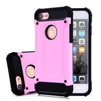 2 in 1 tpu + pc phone back cover