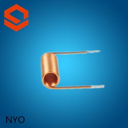 Customized copper air core coils