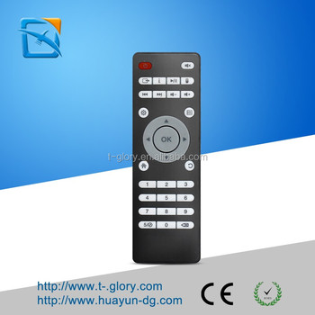 Customized for Android TV box remote control for x96