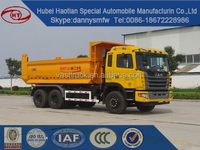 JAC heavy duty truck dump truck for sale hot sale 6x4 tipper car garbage transport car