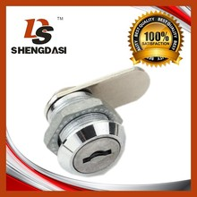 Key security zinc alloy combination cylinder cam lock