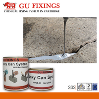 Pouring glue for repair adhesive highway road crack