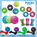 Alibaba China Pet Supplies Small Dog Chewing Toy Made Of TPR Durable Indoor dog play toy