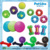 New Modern Soft TPR Dog Chewing Products Durable Pet Indoor Chewing Products
