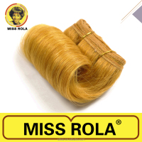 Fashion Miss Rola Hair Styles, 6 Inch Human Hair Extension, 4Pcs /Pack Afro B Hair Styles
