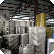 stainless steel welded mesh / 304 mesh welded screen / 316 ss welded wire mesh