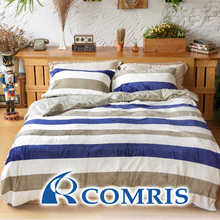 Wholesale Polyester Flannel Fabric Printed Bedding Set