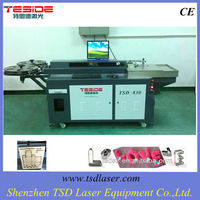 Newest style used in packing mould making,die making,box making,automated cnc ruler bending machine