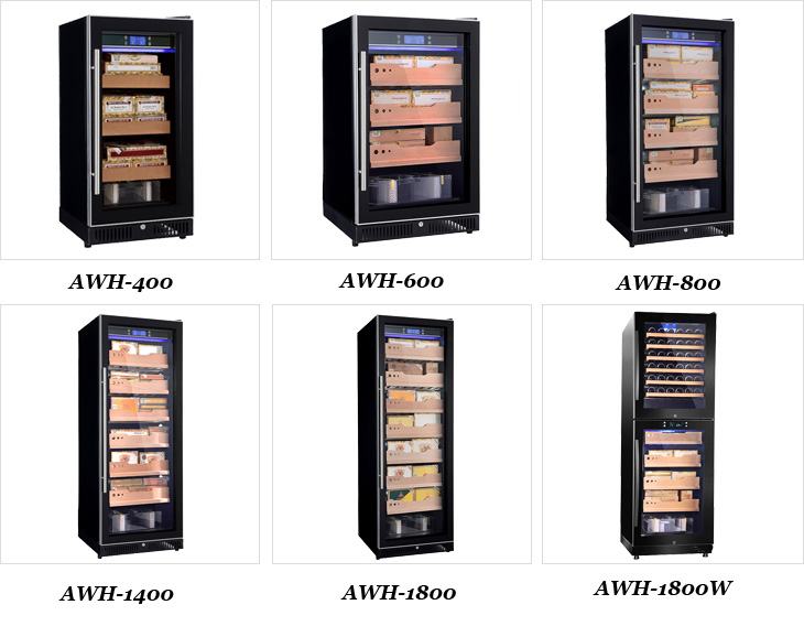 Precise humidity control cigar humidors for sale used humidor cabinet