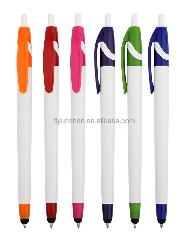 Promotional Pen,Business Gift , Multifunctional use cheap office writing touch pens