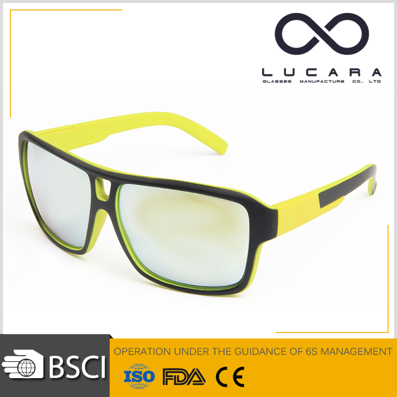 Sunglasses with Mirror Lenses and UV Cheap Promotional Sunglasses