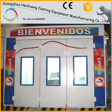 Car spray booth paint cabinet baking oven