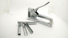 good quality frame manual staple gun 1008F tacker hand stapler