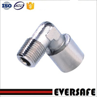 EQUAL FEMALE MALE ELBOW PIPE FITTING