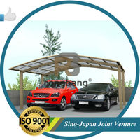 2015 Wonderful polycarbonate Carport for sale