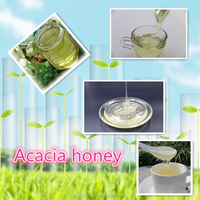 High Fructose Black locust honey/Acacia honey Acidity Max 4 mL/100g