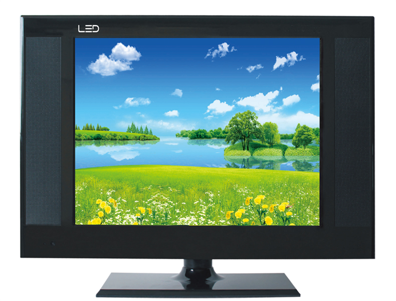 Cheapest Flat Screen 15 19 Inch LCD LED TV 12 Volts
