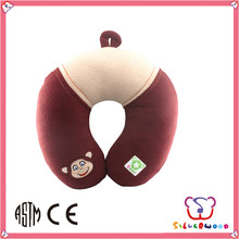 GSV ICTI Factory custom popular soft cute infant neck pillow manufacturer