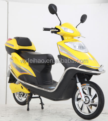 Lingyue 450w 48v 12 AH Electric SCOOTER