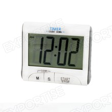 Digital Clock Timer Count Down Count Up Timer Desk Top placing Wall Hanging