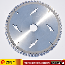 New design stainless steel circular saw metal cutting blades with high quality