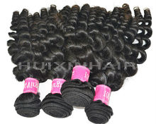 baby curl human hair, wholesale malaysian hair weft, beauty queen malaysian hair weave