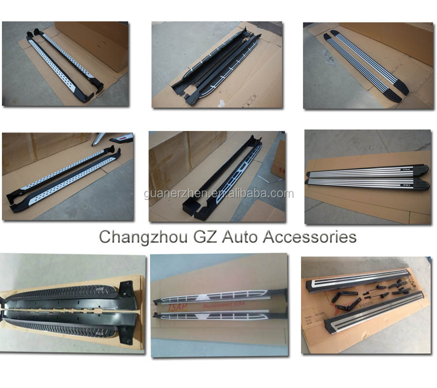 Front rear cheap bumpers for 2014 Chery Tiggo5 car