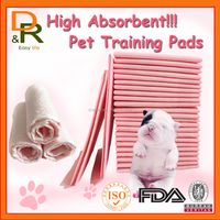 pet training products type and dog pee pad dog urine pad diaper