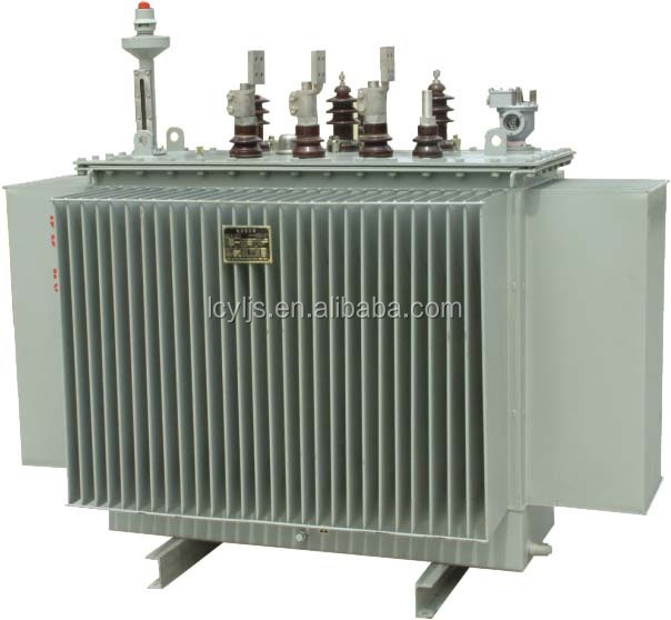 Professional manufacturer 500KVA Oil Immersed Power Transformer